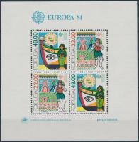 Europa CEPT: folklore block, Europa CEPT: Folklór blokk