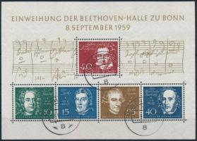 Composers block, Zeneszerzők blokk