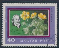 1971 Botanikus kertek 40f sérült bal oldali keret