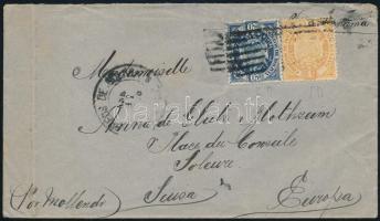Bolívia 1896