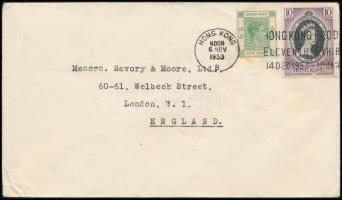 Hongkong 1953