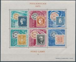Stamp block, Bélyeg blokk