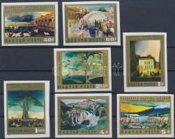 1973 Festmény X. vágott sor (4.000)