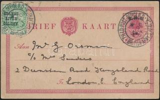 Orange River Colony 1901