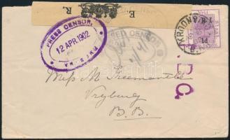 Orange River Colony 1902