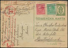 Bulgária 1942