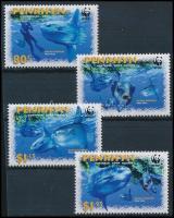 WWF: Ocean sunfish set, WWF: Holdhal sor