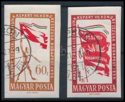 1959 MSZMP VII. kongresszusa vágott sor (4.500)