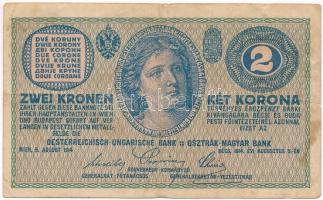 1914. 2K C sorszámjel T:III  Adamo K5