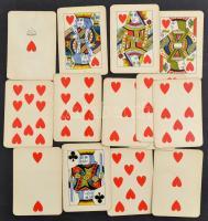 cca 1930-1955 2 pakli francia kártya Piatnik és Játékkártyagyár
