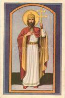 Szent István király. 1938 Szent év / Stephen I of Hungary (EK)