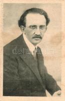 Lukács György közoktatásügyi népbiztos. Magyarországi Tanácsköztársaság / Hungarian politican during the Hungarian Soviet Republic (EK)