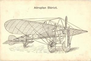 1910 Aeroplan Blériot (EK)