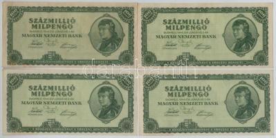 1946. 100.000.000MP (7x) T:I,I- Adamo P33