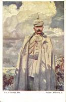 Kaiser Wilhelm II. Kriegshilfsbüro Nr. 271. / Wilhelm II, German Emperor s: S. Z. v. Dzbanski (EK)