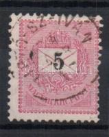 1889 5kr LIPTÓ-SZ-IVÁN