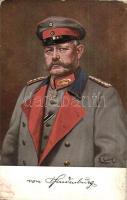 Generalmarschall Paul von Hindenburg s: R. Swierzy (EB)