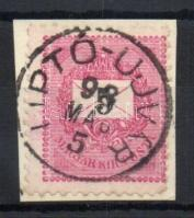 1889 5kr LIPTÓ-UJVÁR