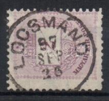 1881 2kr LOCSMÁND