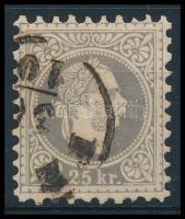 1867 25kr ,,PE(ST)