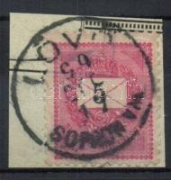 1899 5kr LÖVŐ SOPRON VM