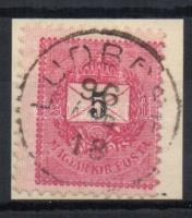 1889 5kr LUDBREG