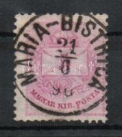 1881 5kr MARIA-BISTRICA