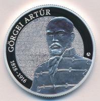 2018. 10.000Ft Ag Görgei Artúr születésének 200. évfordulója tanúsítvánnyal T:PP