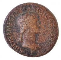 Római Birodalom / Róma / I. Agrippina ~50-54. Sestertius Br (28,21g) T:3 R! Roman Empire / Rome / Agrippina I ~50-54. Sestertius Br AGRIPPINA M F GERMANICI CAESARIS / TI CLAVDIVS CAESAR AVG GERM PM TR P IMP P P - S-C (28,21g) C:F RARE! RIC I 102, Cohen 3, BMC 219.