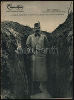 Nyomtatványok; 1915 Az Érdekes Újság 1915/25. száma, benne riportfotók, portrék, beszámolók az I. vh. eseményeiről, katonáiról, + egy cikk Rippl-Rónai József festőművész fogságáról és vázlatkönyvéből 12 rajza