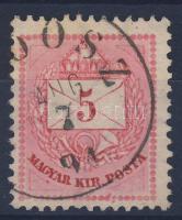 1881 5kr (ST)OÓSZ