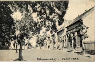 1928 Budapest XVI. Rákosszentmihály, Piac tér, Prohászka Béla üzlete