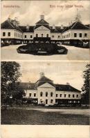 1916 Iharosberény, Báró Inkey József kastély