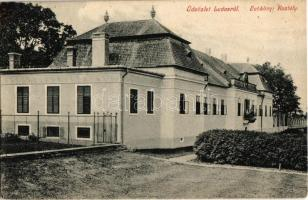 Ludas, Beökönyi kastély (megerősített sarkak / restored corners)