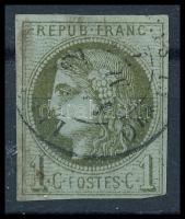 1870 Mi 36 (Mi EUR 100.-)