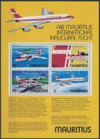 Aviation block, Repülés blokk