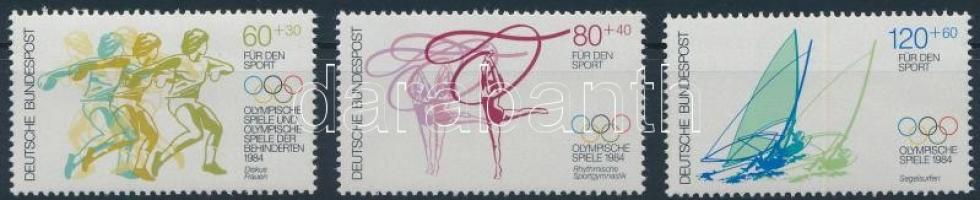 Olympics, Los Angeles set, Olimpia, Los Angeles sor