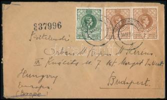 Szváziföld 1947