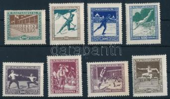 1925 Sport sor (14.000)