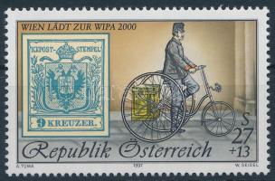 WIPA 2000, Vienna stamp, WIPA 2000, Bécs bélyeg