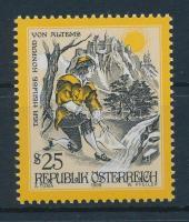 Myths and legends stamp, Mondák és legendák bélyeg