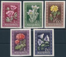 1950 Virág (I.) vágott sor (15.000)