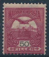 1904 Turul 50f kettős kép??