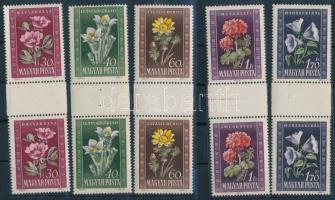 1950 Virág I. sor ívközéprésszel, luxus minőség! (30.000)