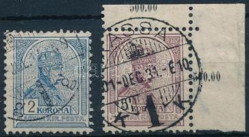 1900 Turul 2K + ívsarki 5K (17.500)