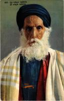 Le vieux rabbin / El vieje rabino / Old rabbi, Judaica. Lehnert & Landrock