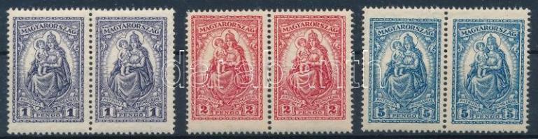 1926 Keskeny Madonna sor párokban (60.000)