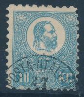 1871 Kőnyomat 10kr VIII. típus (26.500)