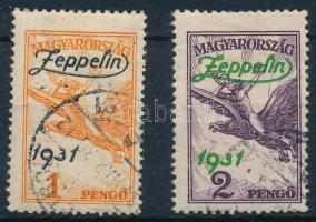 1931 Zeppelin sor (24.000)