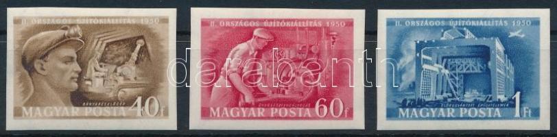1950 Újítók vágott sor (12.000)